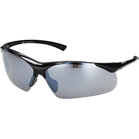 UVEX Sportstyle 223 Sportglasses, black/silver